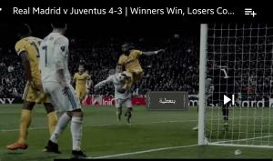 حكم مبارة ريال مدريد و يوفنتوس يتلقى تهديد بسبب ضربة جزاء د بن عطية