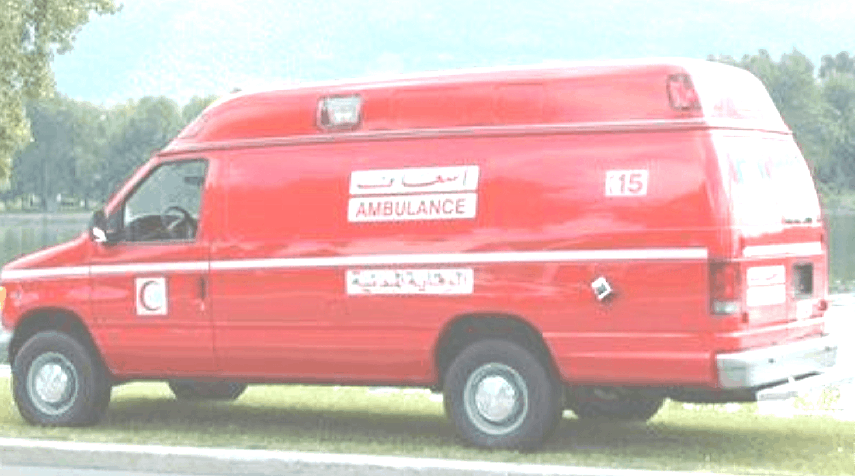 توفيت سيدتان من بني مرغنين وإصابة اربع آخرين بجروح في حادث سير