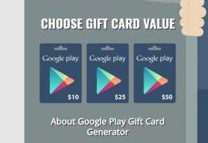 googleplay giftcards