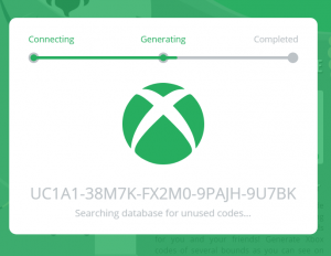 Xbox gift card-landing-page